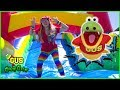 Body Parts Exercise Songs for Children 🎵 You Can Do It Too 🎵 Gus and Rainbow Rae