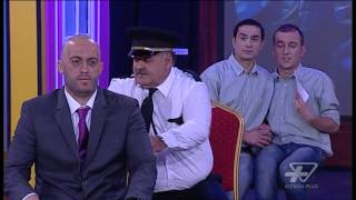 Repeat youtube video Politikanet ne avion - Al Pazar 9 Nentor 2013 - Show Humor - Vizion Plus