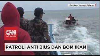 Dramatis! Aksi Kejar-kejaranTim Patroli dan Nelayan Pembom Ikan