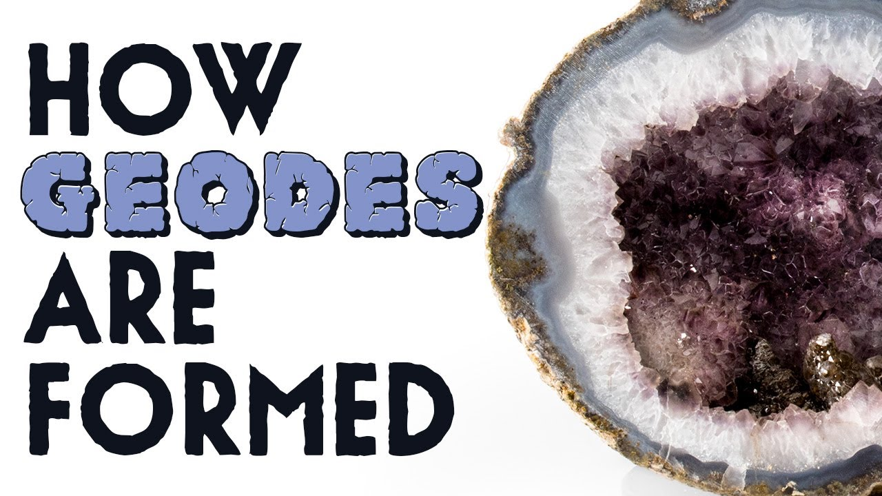 All About Geodes and How They Are Formed