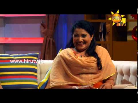 Hiru TV - Show Time With Niro EP 27 - Kusum Renu & Sriyantha Mendis | 2015-07-26