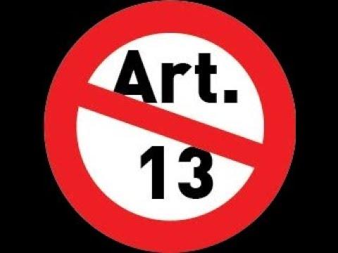 [GER] Anonymous - Operation 13 (Artikel 13) #Op13 # ...