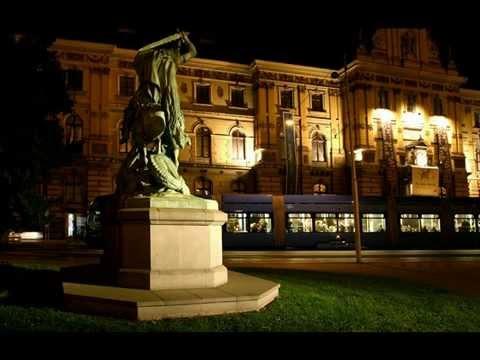 Zagreb-capital town of Croatia