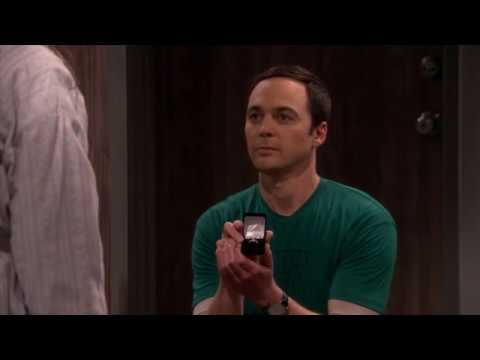 The Big Bang Theory - Sheldon Will Amy Heiraten