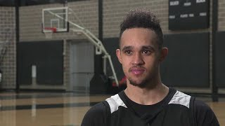 VIDEO -- Newest Spurs recruit on draft: 'It was a crazy moment'