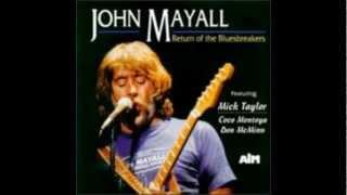 John Mayall Black cat moan