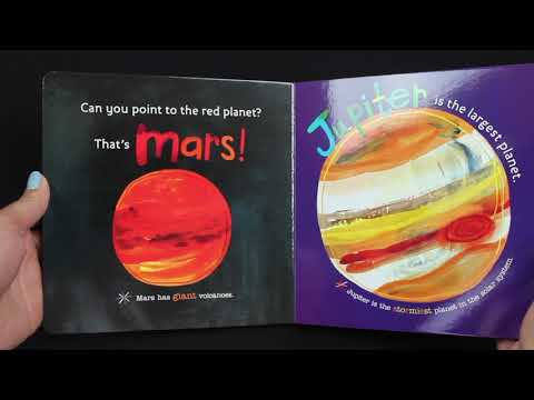SOLAR SYSTEM (Storyville Kids Video #12) | Interactive Read Aloud