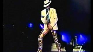 Michael Jackson: Smooth Criminal-Live in Bucharest 1996 HIStory Tour *ABC 7*