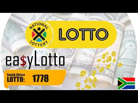 Lotto results South Africa 10 Jan 2018