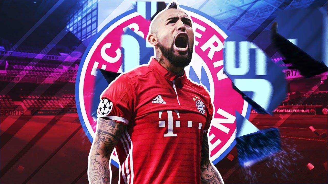 Fifa 17 Bayern Aufstellung