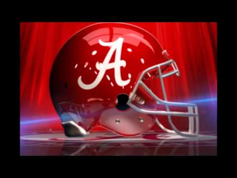 WE ROLL NEW ALABAMA FOOTBALL ANTHEM