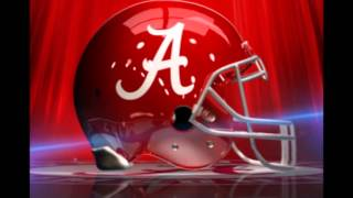 """WE ROLL"" NEW ALABAMA FOOTBALL ANTHEM"
