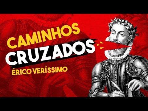 Caminhos Cruzados, de Erico Verissimo -  by Ju Palermo