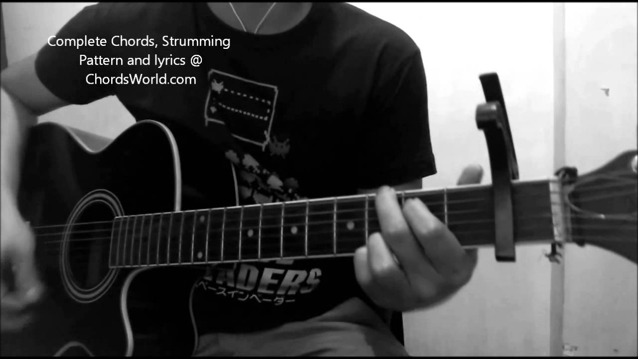 Don't Stop Chords by 5 Seconds Of Summer