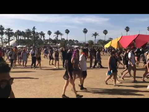 What Walking Around Coachella is Really Like