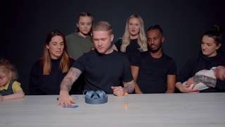 The Whisper challenge - Dad V Girls