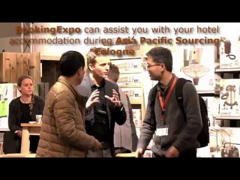 Asia Pacific Sourcing Cologne with Booking Expo