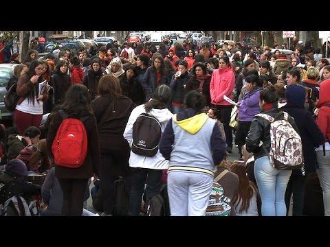 El tema femicidio atravesó el Encuentro Nacional de Mujeres