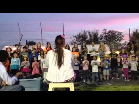 Foothill Oaks Academy-fall performance 2013. Part 2