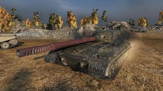 World of Tanks Object 268 Version 4 | 23K DMG BLOCKED !!! - Karelia