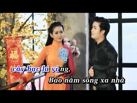 ☘️ Gác Nhỏ Đêm Xuân☘️☘️ - Thiên Quang ft Quỳnh Trang