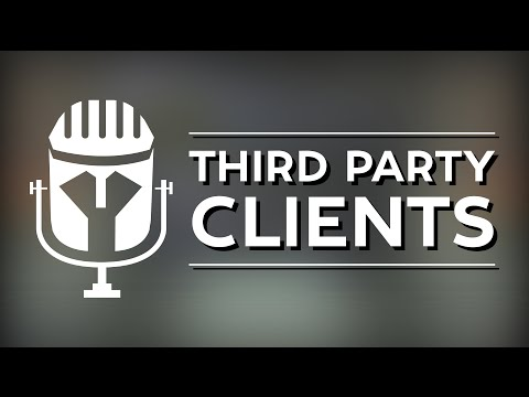 Run.escape Podcast Ep 2: Third Party Clients - Will they HACK you?