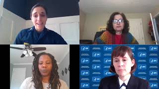 NAEHCY Webinar with the CDC on COVID-19 Vaccines and School Reopening
