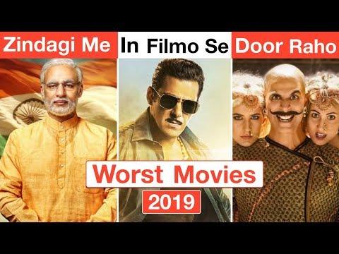 10 Worst Bollywood Movies Of 2019 | Deeksha Sharma