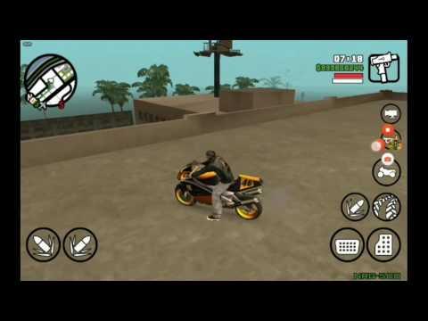 """Armas & Carros Ocultos En (GTA San Andreas) """"Android"""" Parte #1 ⚠✔😎😎"""