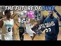CP3 Watches Duke Commit Wendell Moore SHOW OUT!! Games Gets INTENSE & Goes Down To The Wire!!
