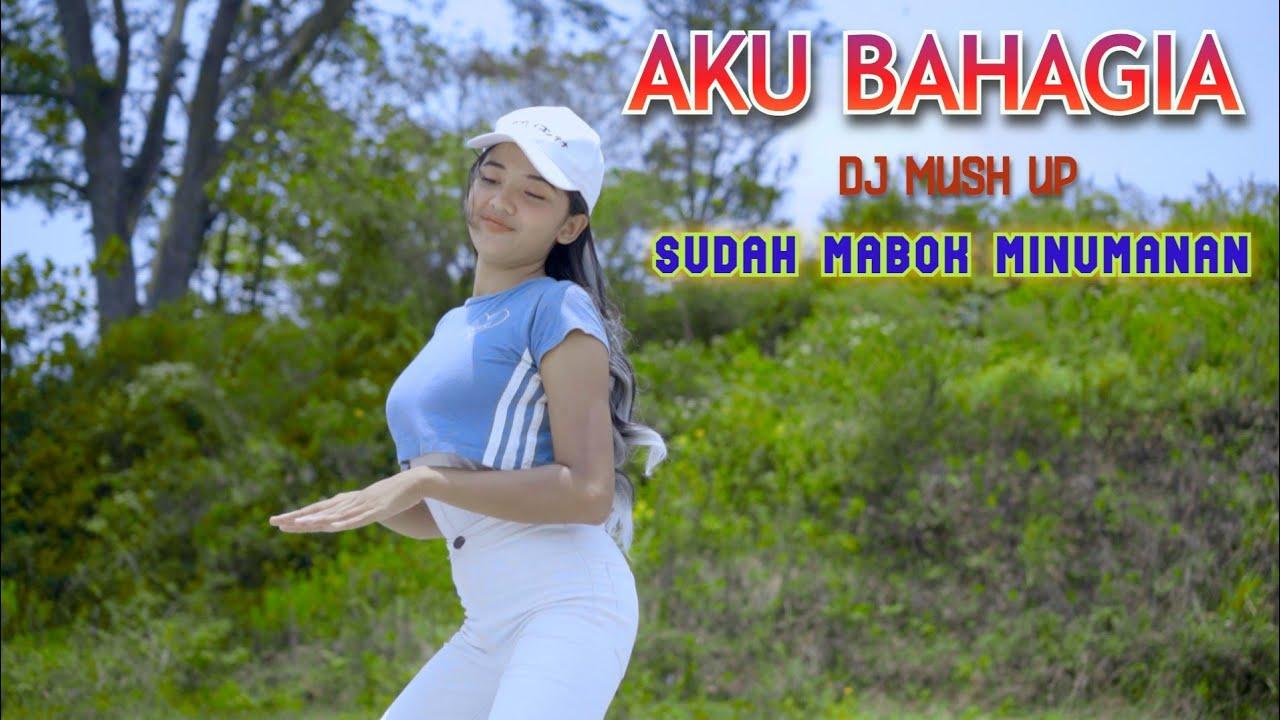 Download DJ AKU BAHAGIA BASS GLER JEDAK JEDUK