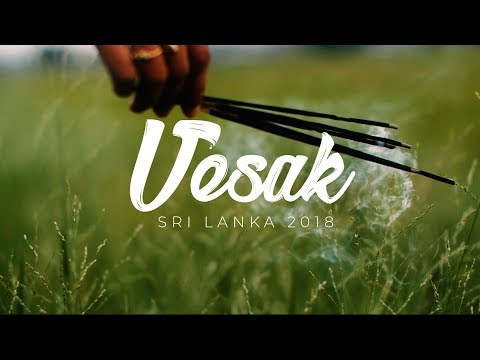 Vesak 2018 | Sights and Sounds of Sri Lanka | Shot on G85