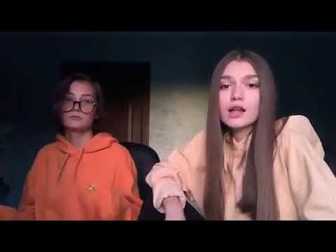 Гусева Александра и Софья Чубрикова. Кавер Макс Свобода. Воздух на сигареты. Видео 1.