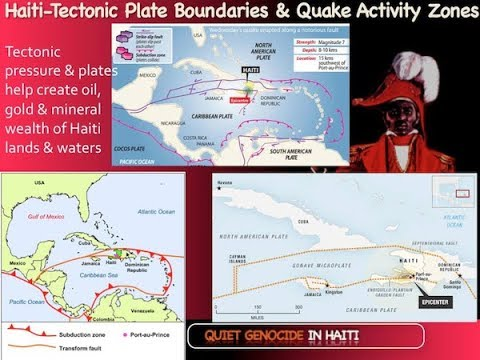 Haiti Earthquake : If the Northern Haiti Tectonic Plates Rupture