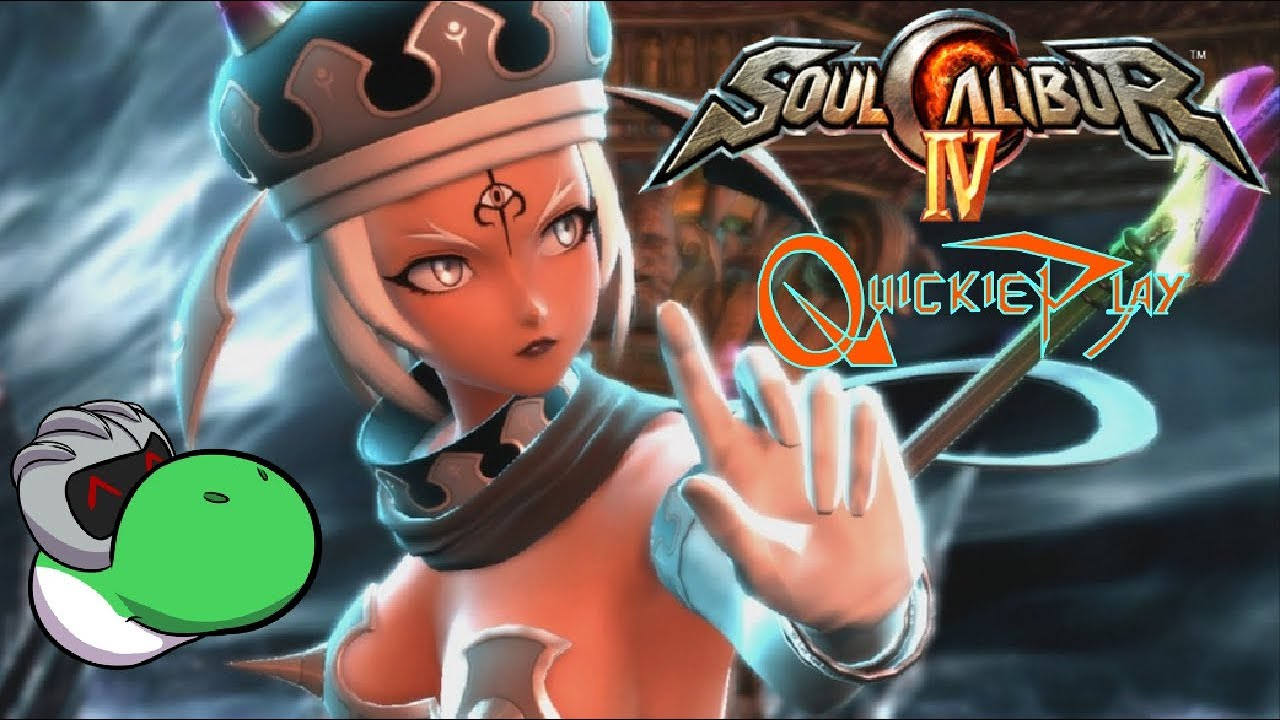 MetaYoshi's Soul Calibur 4 Quickie Play (Angol Fear Story ...