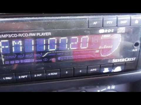 F COR 20A 107'2 Radio Corsica Ajaccio