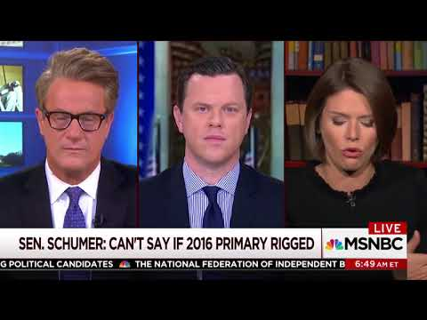 "MSNBC's Kasie Hunt: Tom Perez Cleaned House Of Bernie Supporters, Democrats Are A ""Complete Mess"""