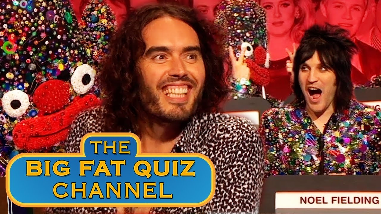 big fat quiz of everything 2017
