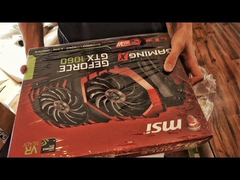 Unboxing My New Gaming Computer... Now a Gaming Channel...