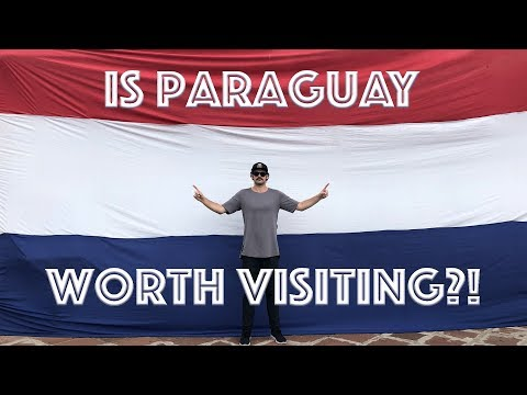Is Paraguay SAFE to Visit?! - and Even Worth Visiting?