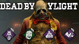 ⚡ VERY QUALITY CLOWN BUILD⚡  DEAD BY DAYLIGHT