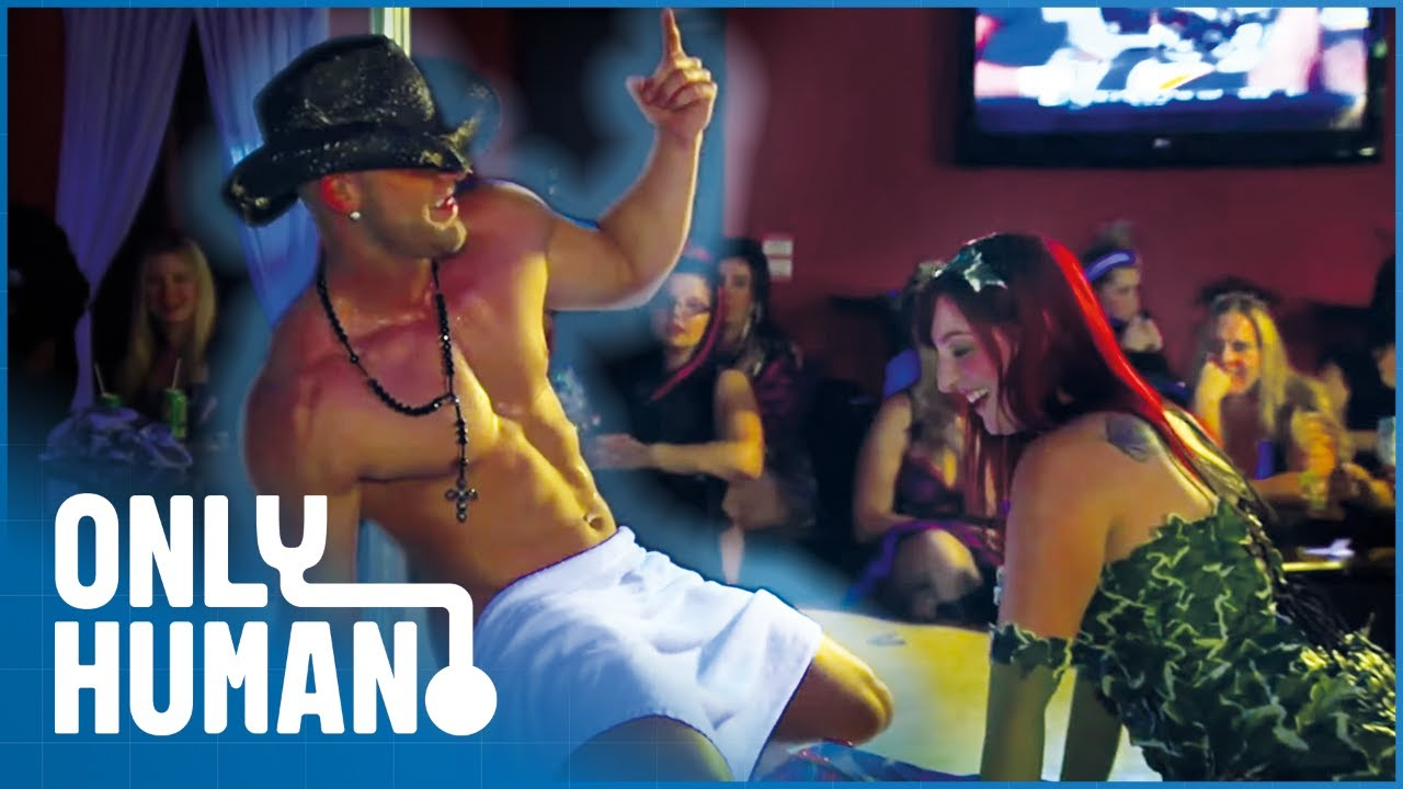 Real Life Magic Mike | My Life As A Male Stripper | Only Human