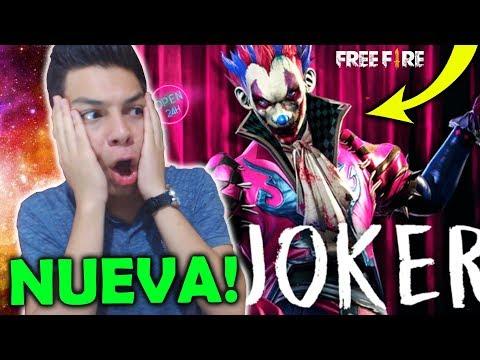 Download Jugando Con La Nueva Skin Joker De Free Fire