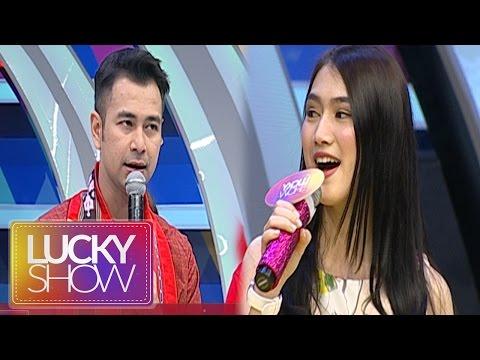 Merdunya Suara Melodi Di Games Bonus [Lucky Show] [10 Okt 2016]