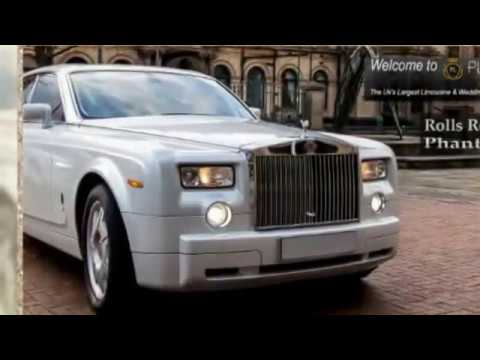 Platinum Wedding Car Hire Rolls Royce Phantom Bradford Leeds Sheffield Rotherham