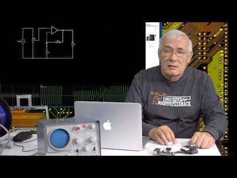 Plauderei am Donnerstag  49: Der Elektroniksimulator Falstad und andere Dinge