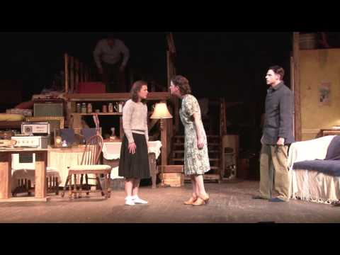 The Diary of Anne Frank -- Act 2