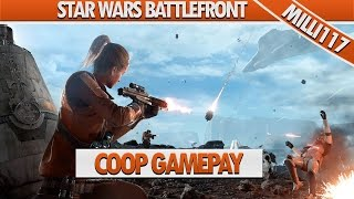 Star Wars Battlefront | Survival Modus Co-OP Gameplay