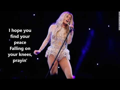 Kesha - Praying lyrics
