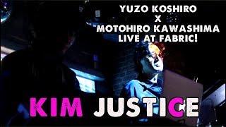 YUZO KOSHIRO X MOTOHIRO KAWASHIMA - Streets of Rage LIVE! - Kim Justice